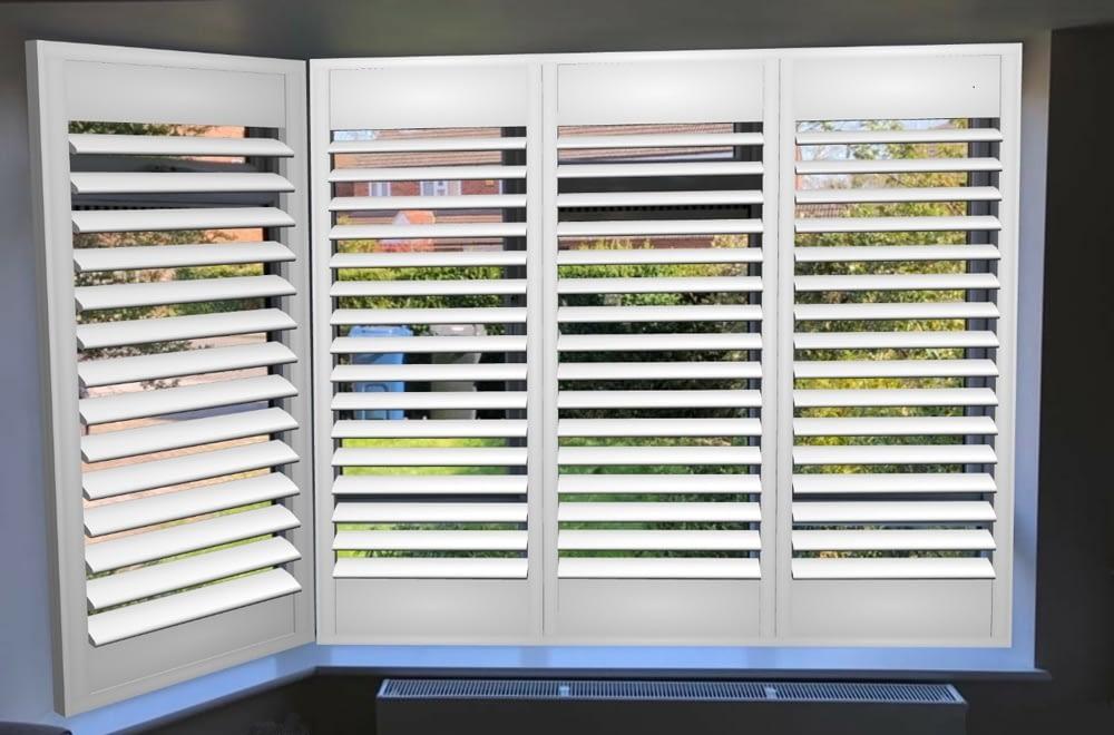 Virtual Survey closed shutters